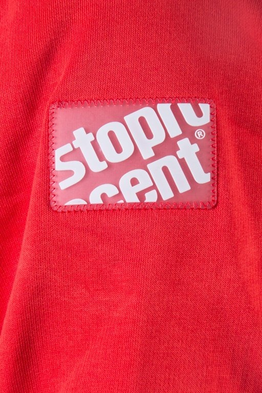 STOPROCENT CREWNECK CHCE RED
