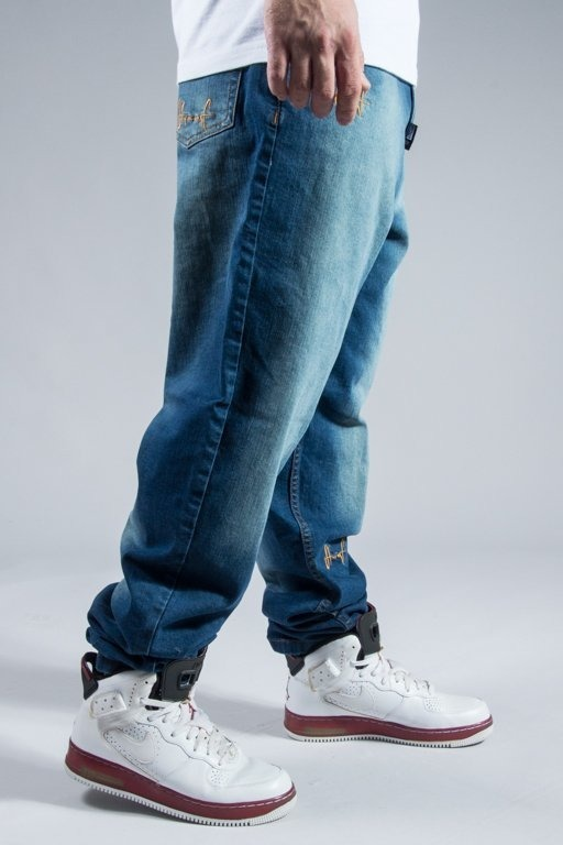 STOPROCENT JEANS BAGGY 6TAG