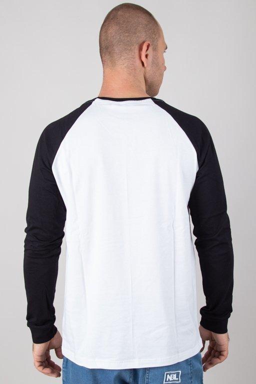 STOPROCENT LONGSLEEVE CUTTAG BLACK-WHITE