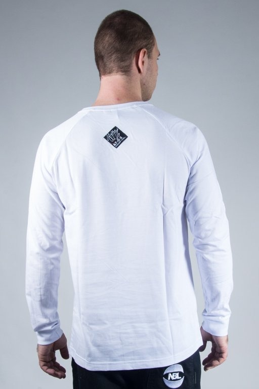 STOPROCENT LONGSLEEVE TAG16 WHITE