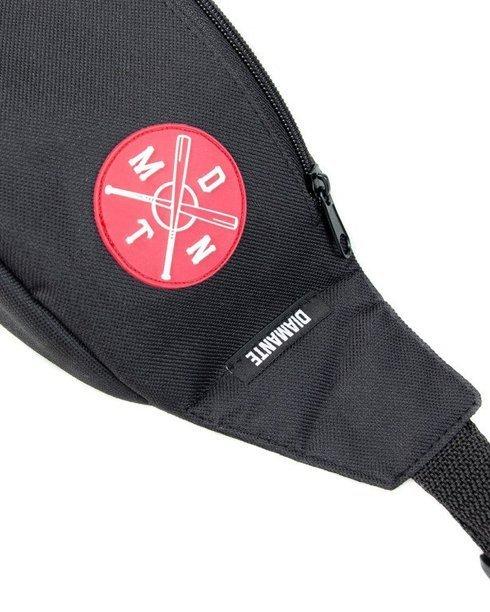 Saszetka Diamante Wear DMNT Baseball Black-Red