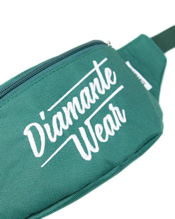 Saszetka Diamante Wear Logo BIG Green