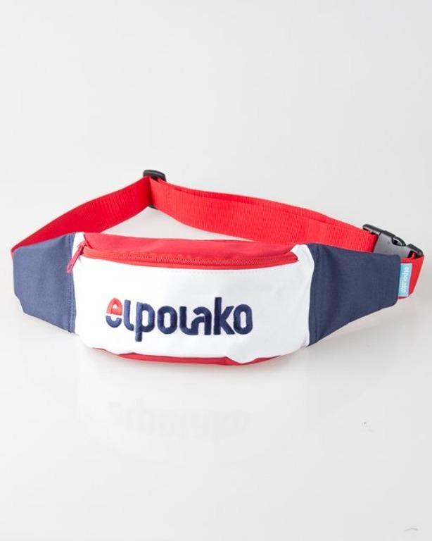 Saszetka El Polako New Elpo Red-Navy