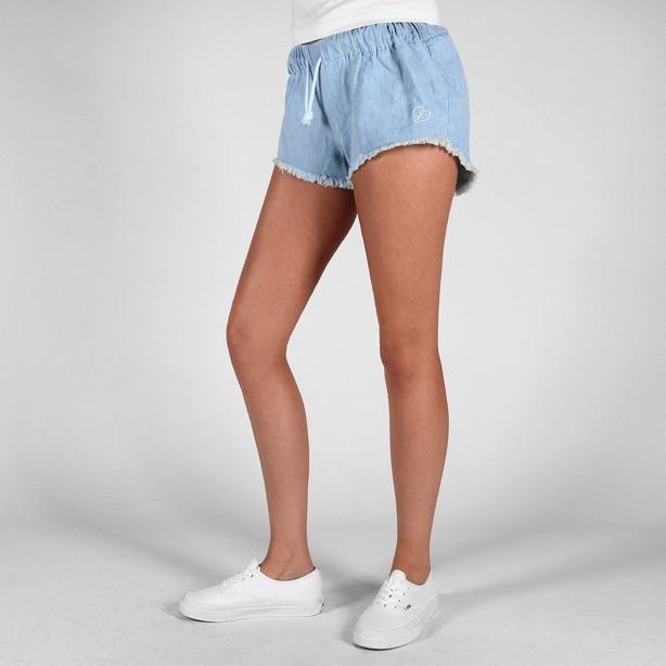 Spodenki Prosto Krótkie Damskie Jeans Cutit Light