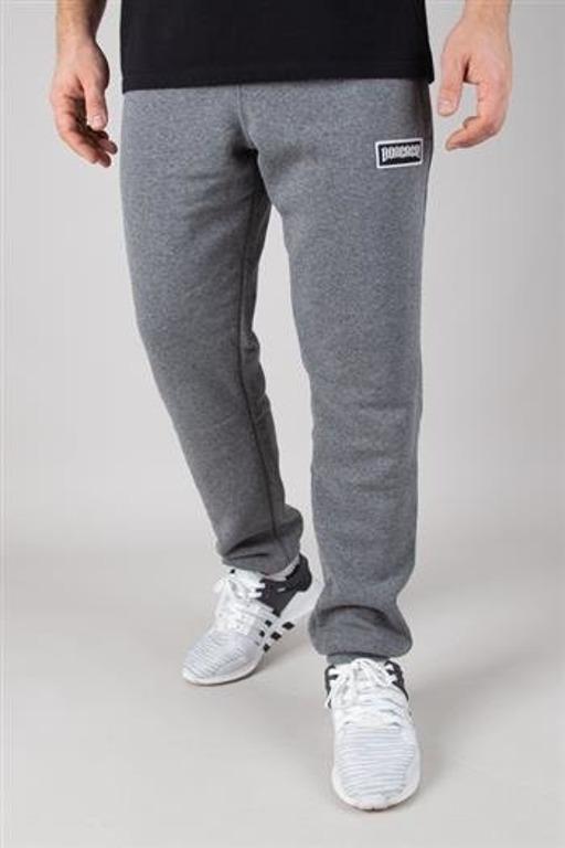Spodnie Bor Dresowe Bor New Outline Grey