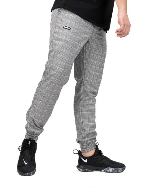 Spodnie Chino Jogger Unisex Diamante Wear Krata Melange