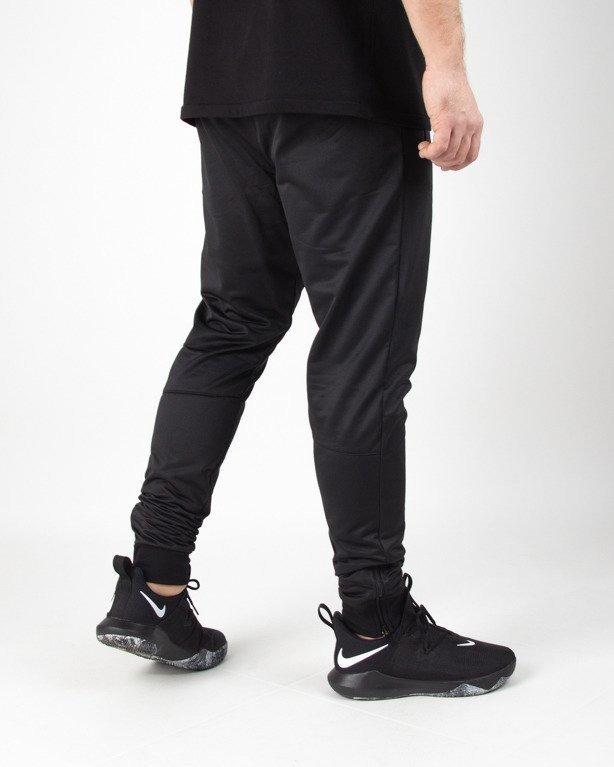 Spodnie Diil Dresowe Sport Man Black