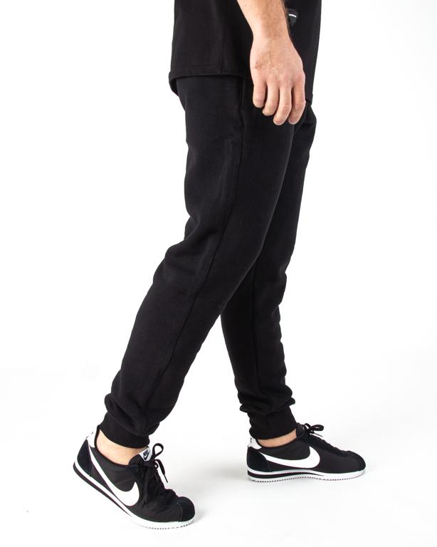 Spodnie Dresowe Bor B Black