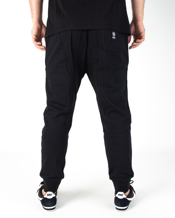 Spodnie Dresowe Mass Gap Black