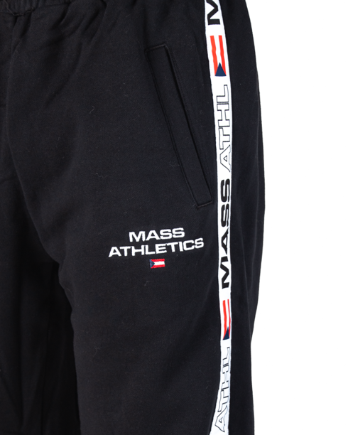 Spodnie Dresowe Mass Track Black