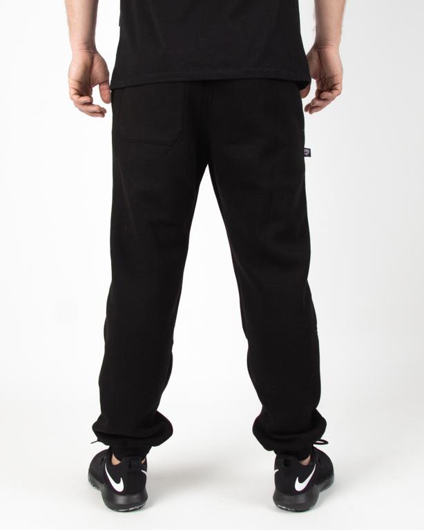 Spodnie Dresowe Moro Sport Black