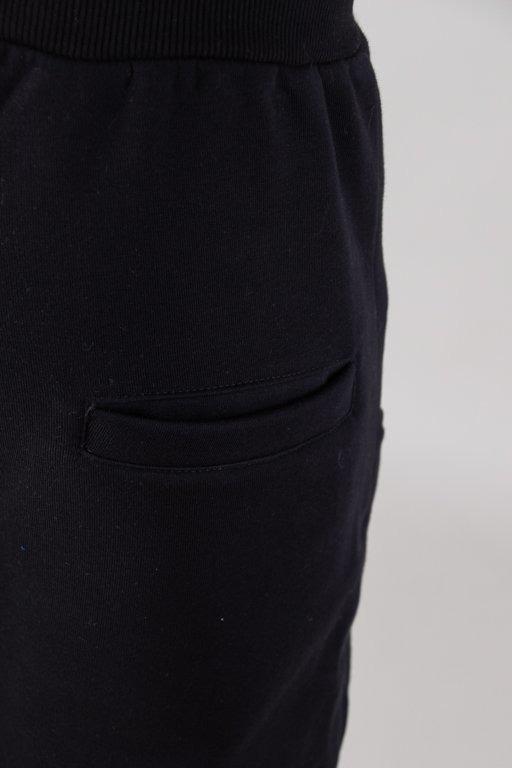 Spodnie El Polako Dresowe Fit Box Style Black