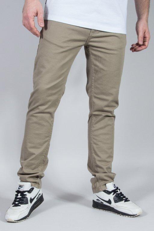 Spodnie Elade Chino Chronic Beige