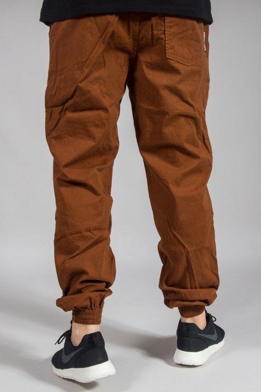 Spodnie Equalizer Chino Jogger Classic Brown