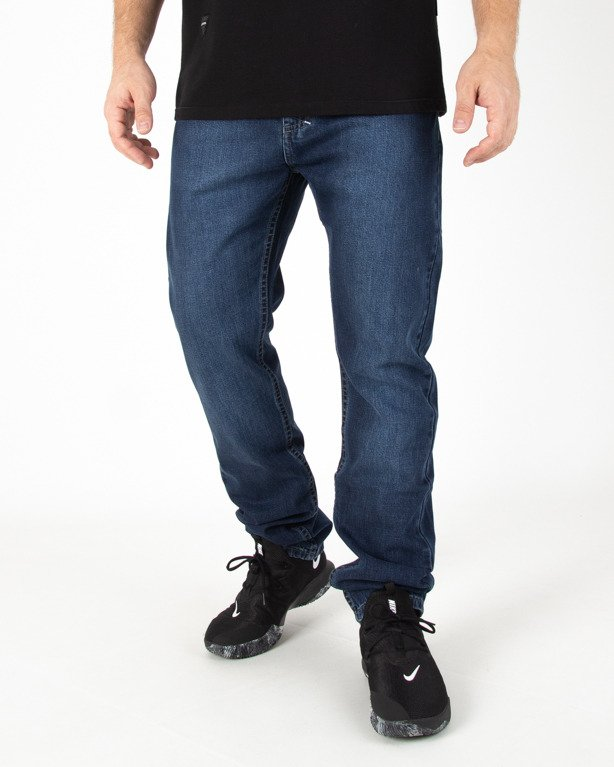 Spodnie Jeans Mass Dope Dark Blue