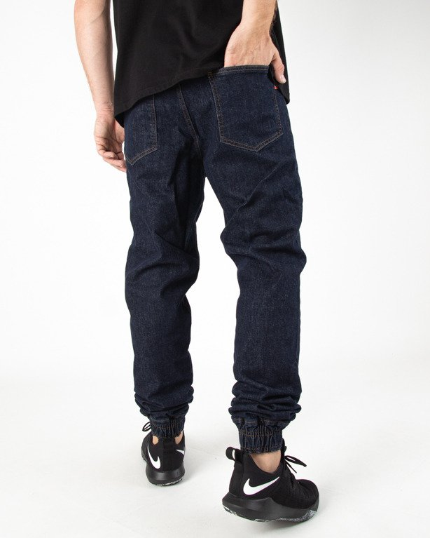 Spodnie Jogger Street Autonomy Jeans Classical 2019 Dark