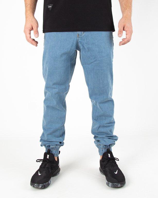 Spodnie Jogger Street Autonomy Jeans Classical 2019 Light