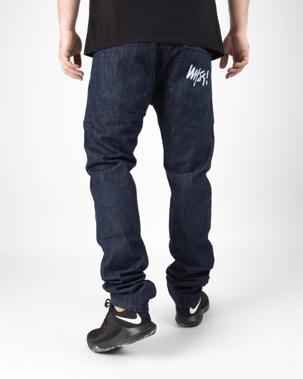 Spodnie Mass Jeansy Signature Dark