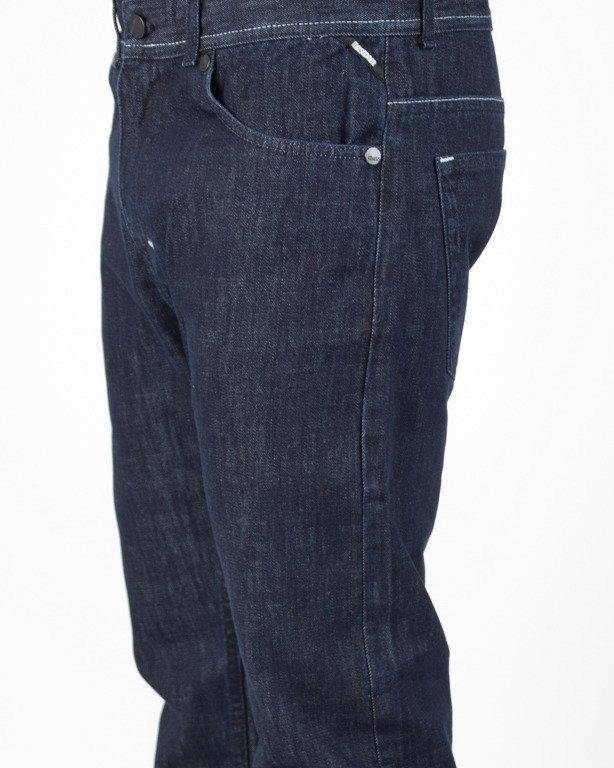 Spodnie Mass Jeansy Signature Dark