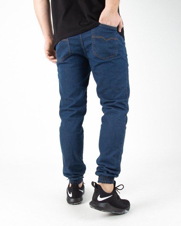 Spodnie Moro Jeansy Joggery Form Pocket Medium