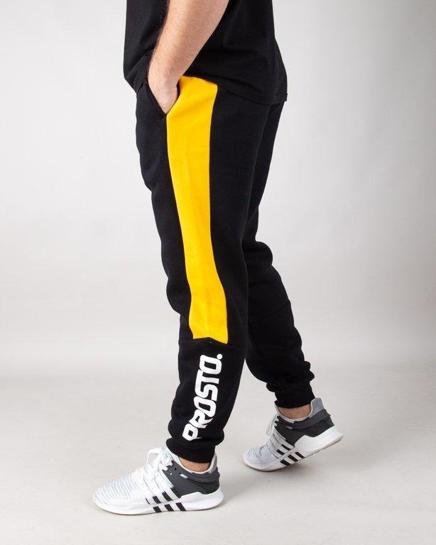 Spodnie Prosto Dresowe Gangway Mustard