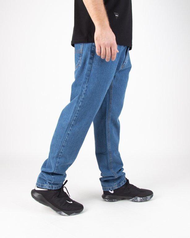 Spodnie Prosto Jeansy Rupe Navy
