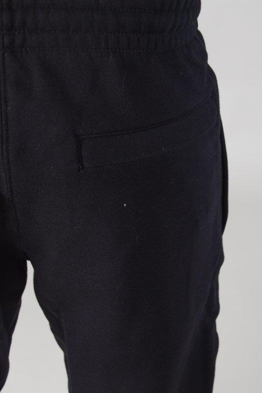 Spodnie SSG Dresowe Slim Classic SSG Black