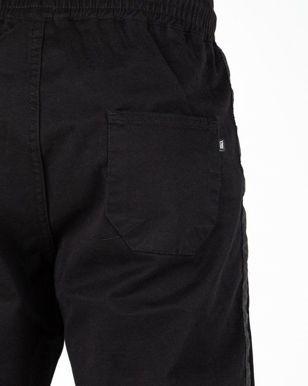 Spodnie SSG Jogerry Chino Lampas Black