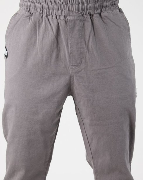 Spodnie Stoprocent Chino Jogger Classic Grey