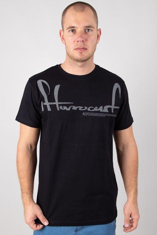 Stoprocent Koszulka T-shirt Tag18 F Black