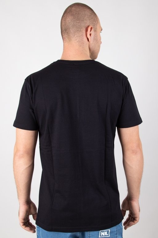 Stoprocent Koszulka T-shirt Tag18 F Black