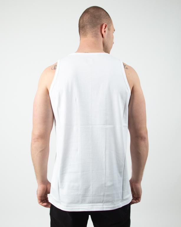 Tanktop Prosto Logo V White
