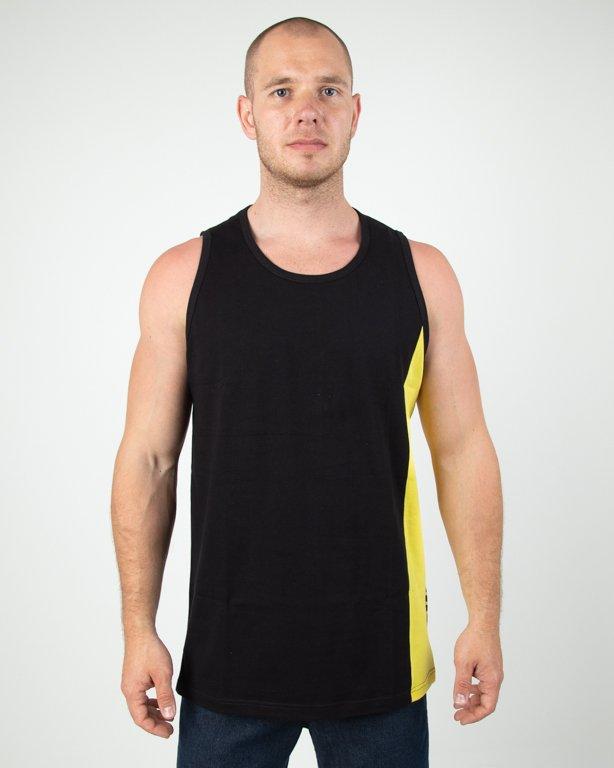 Tanktop Stoprocent Simplecut Black