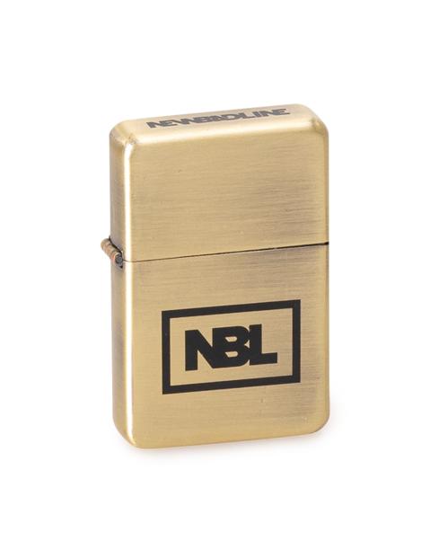 Zapalniczka New Bad Line Icon Gold Mat